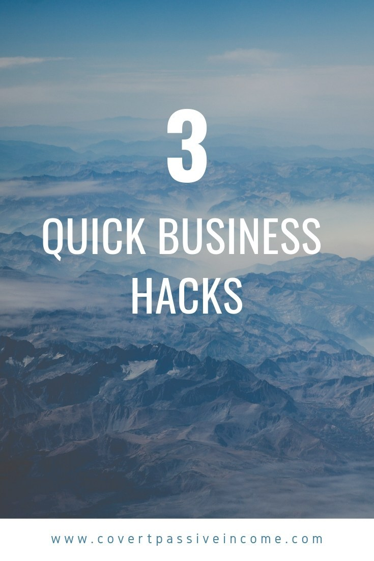Quick Business Hacks