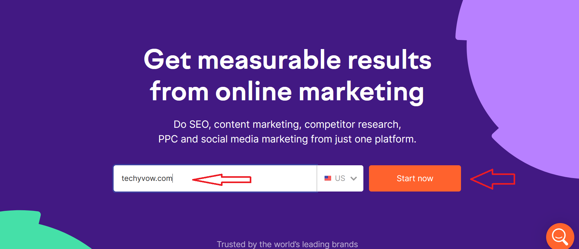 semrush How To Find Content Ideas For Your Blog