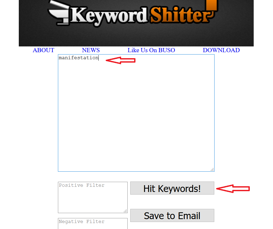 keyword shitter How To Find Content Ideas For Your Blog