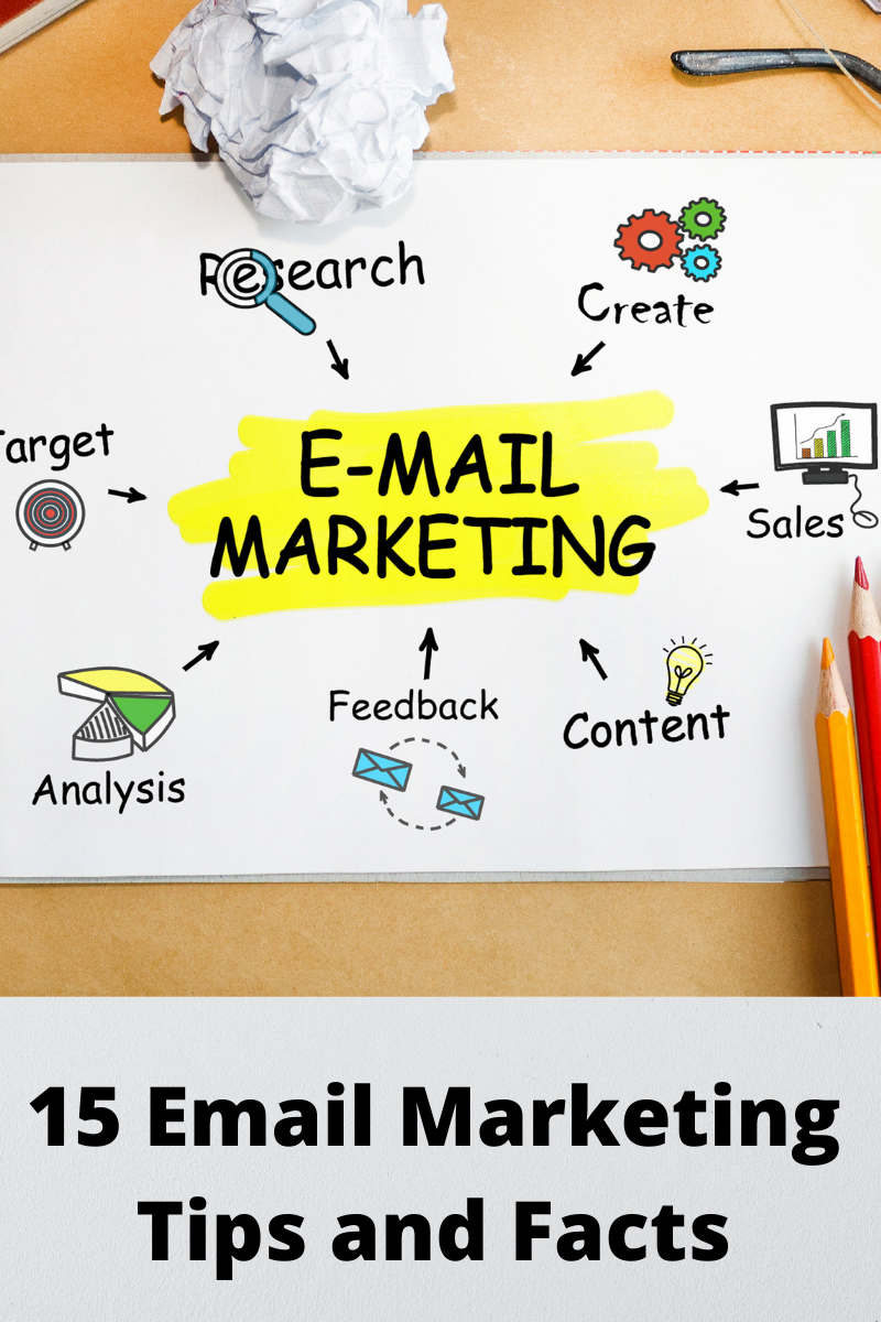 15 Email Marketing Tips and Facts