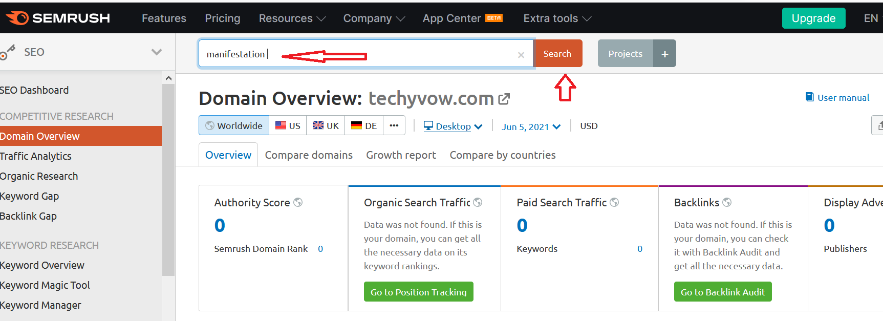 keyword How To Find Content Ideas For Your Blog