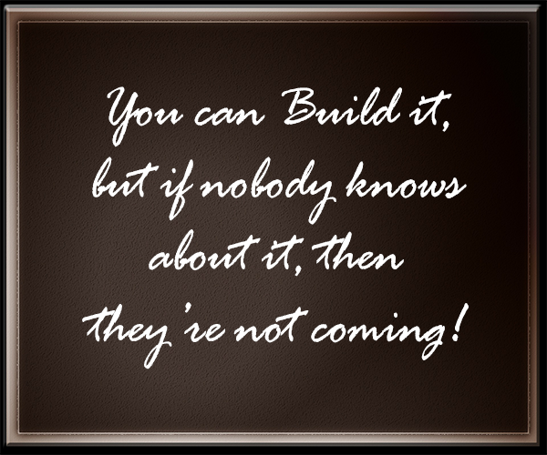 build and go and get them